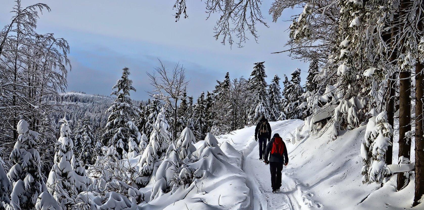 Зимний отдых в Польше
